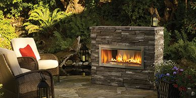 outdoor fireplace outdoor gas fireplace Regency outdoor fireplace Bobcaygeon outdoor fireplace HZ042