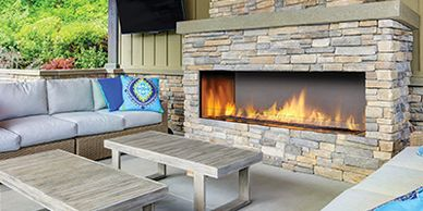 Outdoor gas fireplace outdoor fireplace Bobcaygeon outdoor fireplace Regency outdoor fireplace