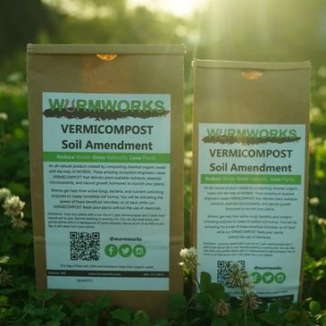 products vermicompost extract fertilizer chemical free natural  regenerative worms potting mix