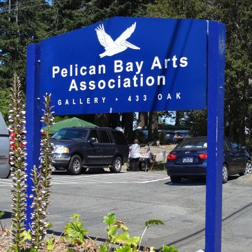 ART at the PORT exhibition sponsor and curator, Pelican Bay Arts Association Manley Art Center