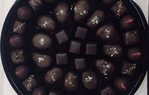 Unforgettable chocolate flavor arranged with you in mind. Platters, Gift boxes & individual sizes