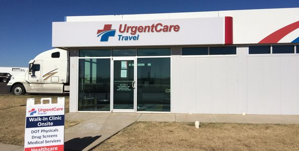 UrgentCareTravel, The Medical Clinic Network Located at Pilot Flying J. Healthcare for truck drivers