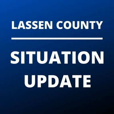 Lassen County Situation Update