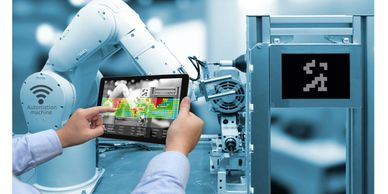 industrial automation cellular communication