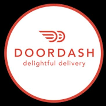 Delivery via DOORDASH