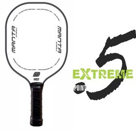 Extreme Point .5 2G Custom Pickleball Paddle Template