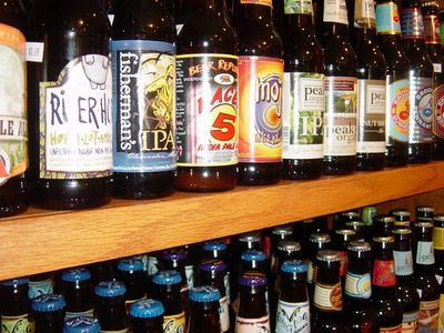 CRAFT BEER BY THE BOTTLE GRAB AND GO