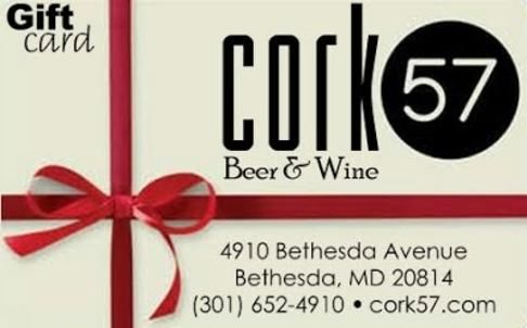 BUY CORK 57 GIFT CARDS NOW