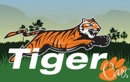 Tiger cars Gosport