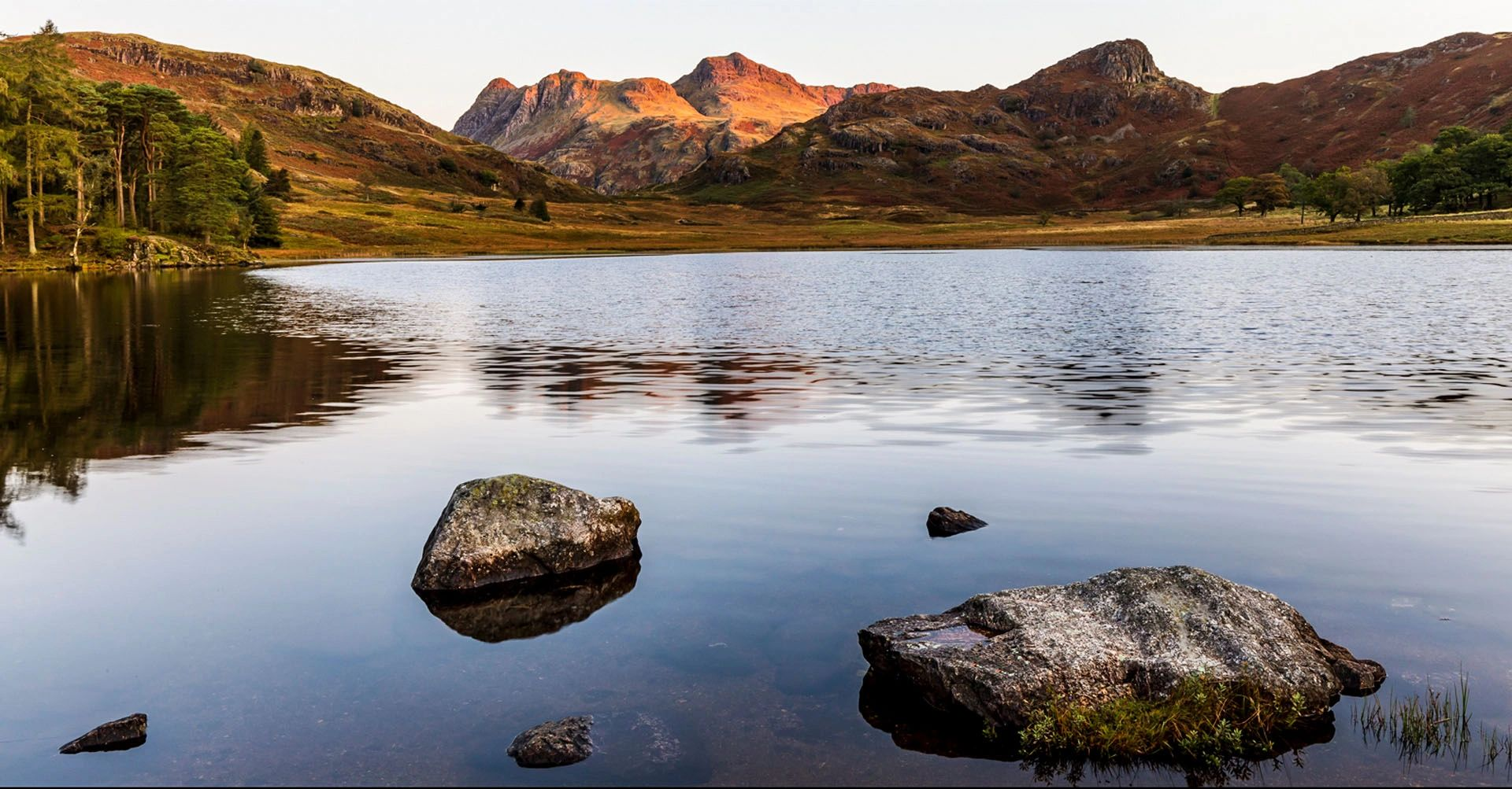 Blea Tarn - Lake District