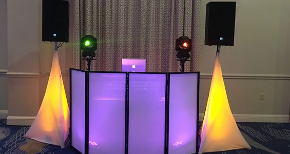 Premium DJ package /Chauvet moving heads lighting