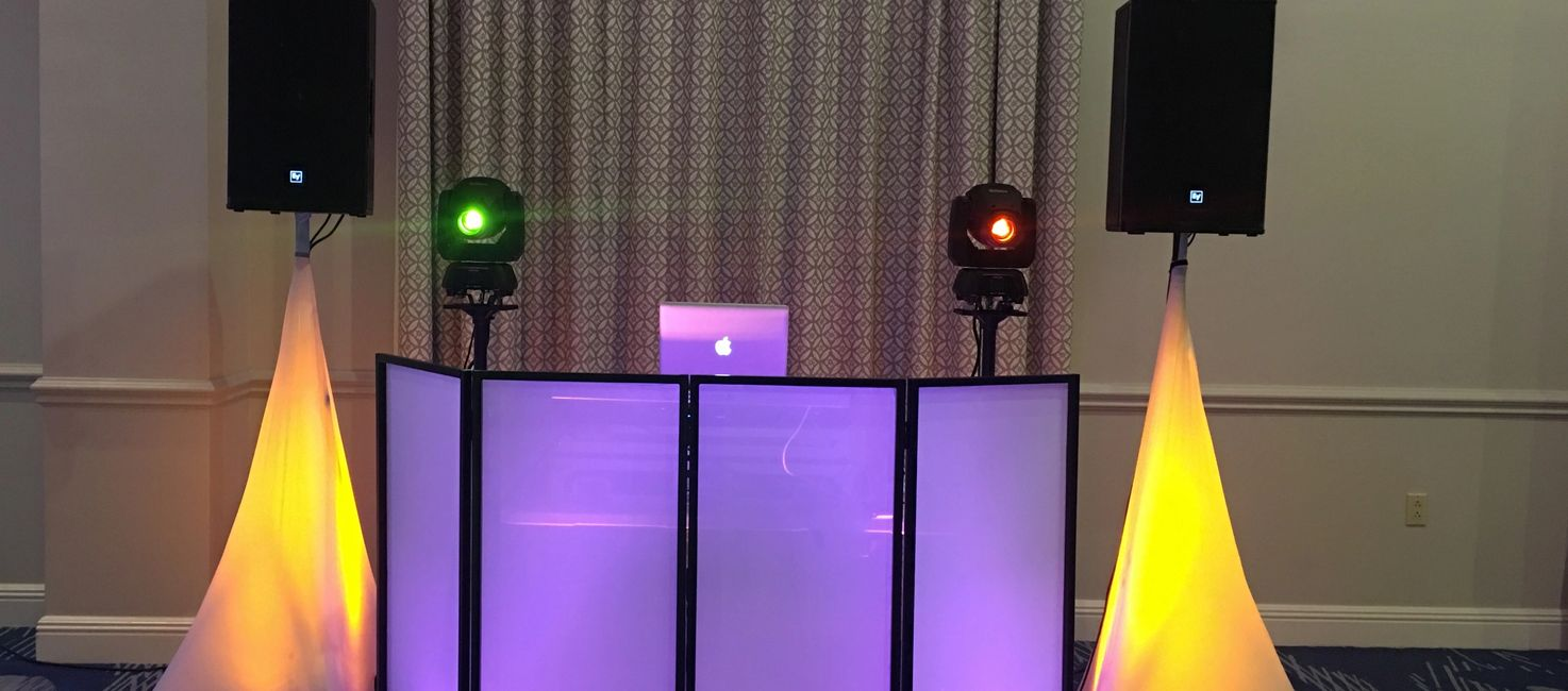 Wedding DJ services -Premium DJ packages ,Moving head lighting