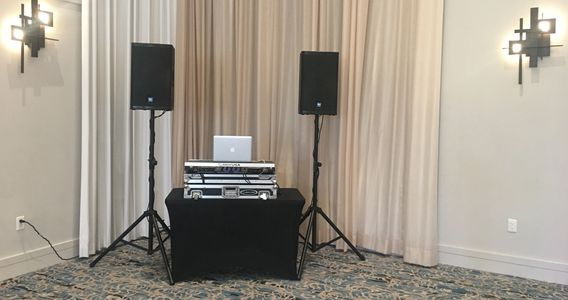 Classic DJ service package
