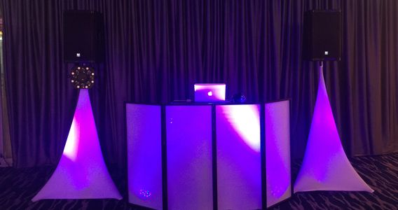 Upgraded DJ service package miami