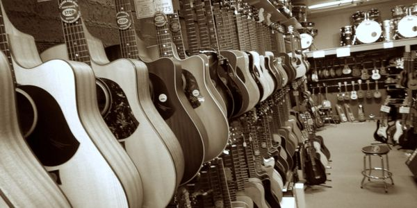 Musical Instrument Store Guitars, Basses, Ukuleles, Drums, Piano, Violin, Viola, Cello, Brass and woodwind and much much more!
