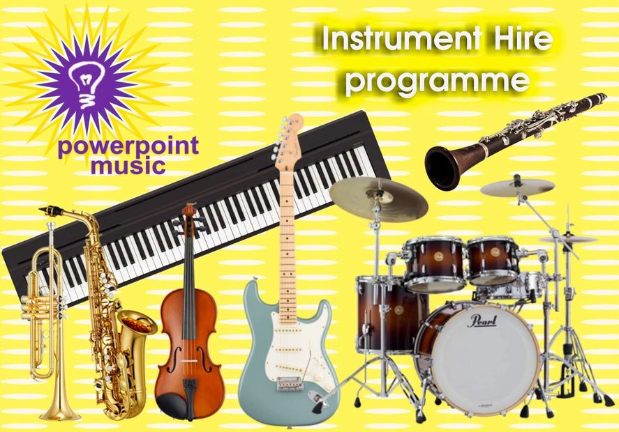 Musical Instrument Hire programme