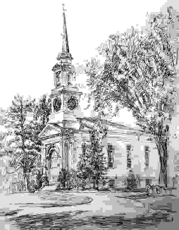 First Church of Christ Wilmington, MA