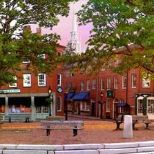 Market Square Summer 2007 Newburyport