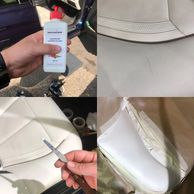 Leather repair, Leather recolour, leather restoration,  recolour my leather,  book now