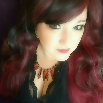 Goddess Amethyst - femdom financial domination hypnodomme