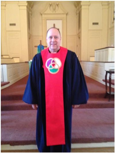 Appointment Biography:  Reverend Larry Barbary September 18, 2018