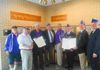 Lee County is Now a Purple Heart County