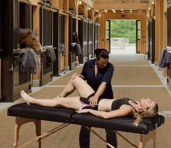 Sports Massage & Bodywork for the Equestrian Rider