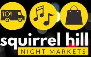 This year we will only be participating in ONE Squirrel Hill Night Market.  Saturday August 24th.  W