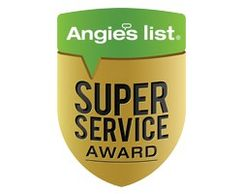 Angie's List Super Service Award, Award Winning Service Department, BBB A+ Rated