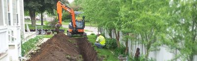 Sewer Excavation Denver, Sewer Repair Denver, Sewer Clean-out Installation Denver