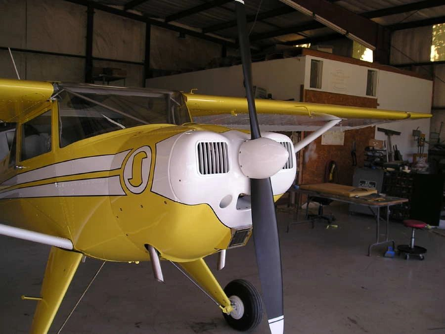 Luscombe NC1761K | Sills Aviation Services