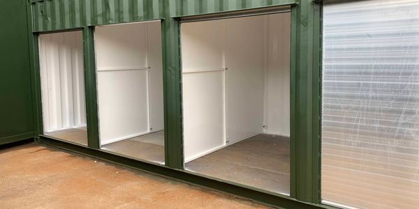 internal self storage container