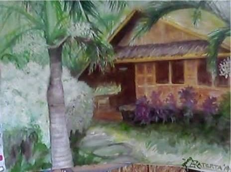 "{""blocks"":[{""key"":""4g550"",""text"":""Our Bahay Kubo painted by Adela Raterta, Dumaguete artist"",""type"":""unstyled"",""depth"":0,""inlineStyleRanges"":[{""offset"":0,""length"":57,""style"":""BOLD""},{""offset"":0,""length"":57,""style"":""ITALIC""}],""entityRanges"":[],""data"":{}}],""entityMap"":{}}"