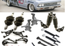 "Ridetech Air Suspension System, 1964-1967, GM ""A"" Body, Chevelle, GTO, 442, Compressor, Front & Rear HQ Shockwaves, StrongArms, MuscleBars , $6,175"