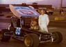 1976 Chuck Christian with Don Mize, Davis Motors Speed Parts