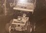Mark Herman and Davis Motors Speed Parts (on the front wing), when Fans hung on fencing,  with fingers clinched, and Racers sighted thru wings & dirt!