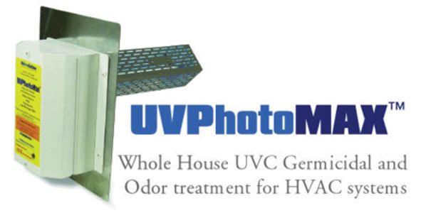 UVPhotoMax for cleaner indoor air quality. Offered by Hospitality Heating and Air Conditioning.