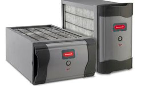 3-Stage Filtration Technology  , The Honeywell TrueCLEAN. Offered by Hospitality Heating and Air.