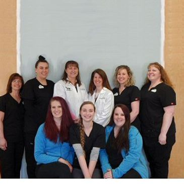 Our Team at Lake Side Animal Hospital of Tilton. Lakes Region NH Veterinarian