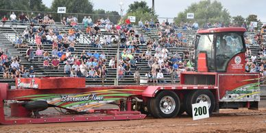 Stafford County Fair Truck Pull October 20, 2018