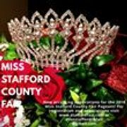 Miss Stafford County Pageant Schedule Registration and Information.