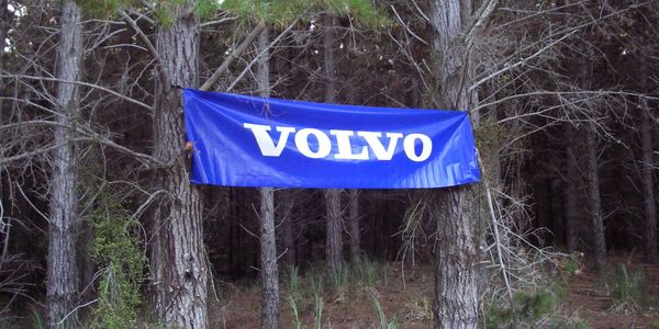 Volvo trained workers for infrastructure and the forestry industries