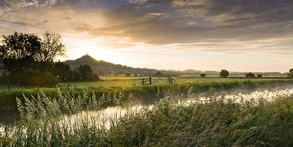 Jake Vincent Midsummer Morning on the River Brue Photography