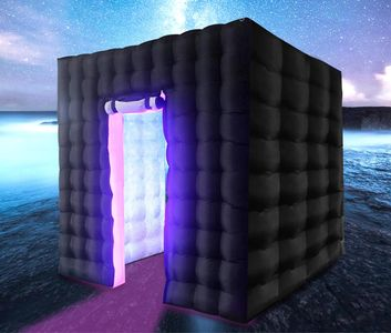Inflatable Photo Booth With LED Lights Inflatable photo booths Inflatable photo booth