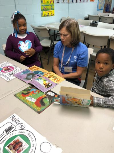 love of learning, virginia vendors, central virginia literacy initiatives for underserved children