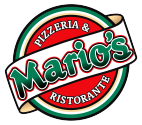 Mario's Pizza Website