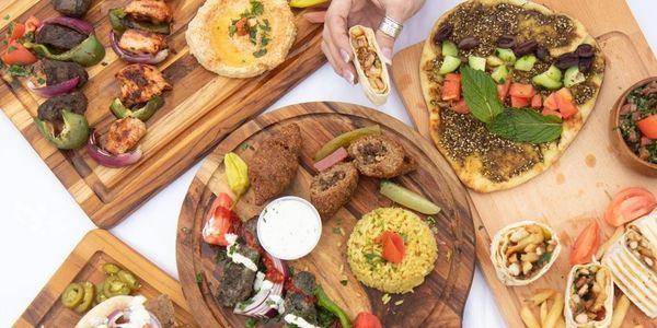 Lebanese Food Mediterranean Leyla S Kitchen Austin Texas