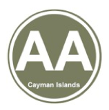Welcome to Cayman AA