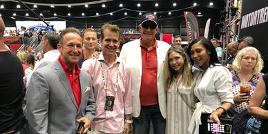 Fidelity Realty Advisor Group with Rich Solis President of Barrett Jackson International Car Auction