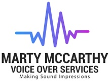 Marty McCarthy Voice Over Services